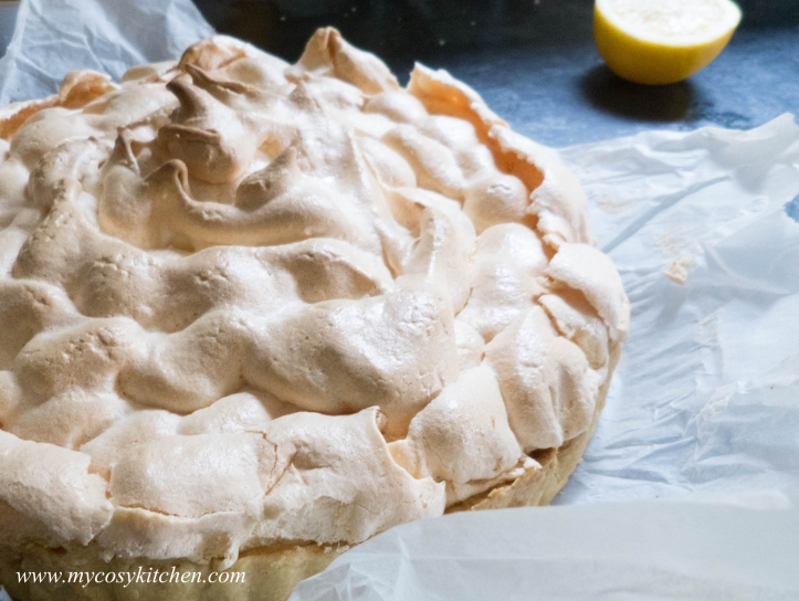 Lemon Lime Meringue