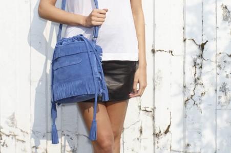 Marie Martens Ibiza Blue