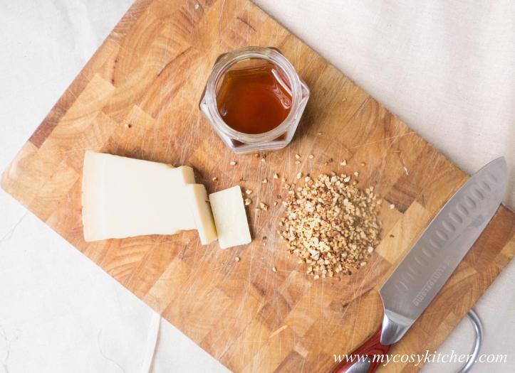 Parmesan Appetizer
