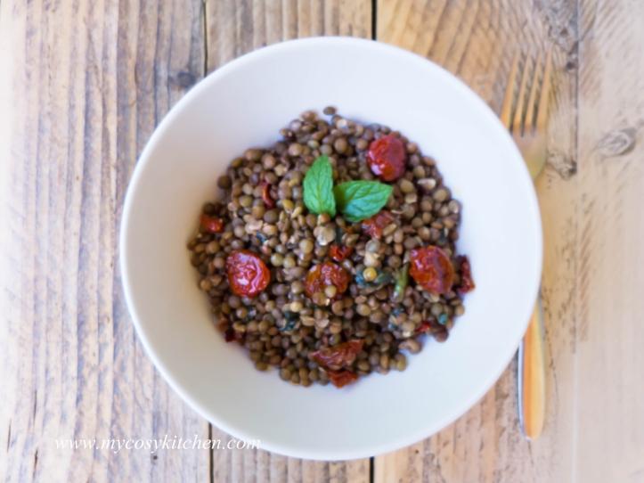 Lentil Salad-1070501