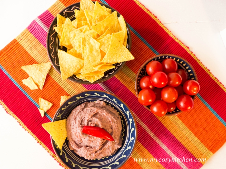 Red Bean Dip