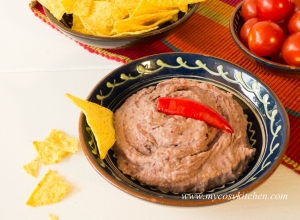 Red-Bean Dip